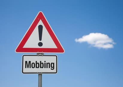 Achtung Internetmobbing