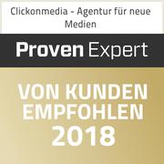 Erfahrungen & Bewertungen zu Clickonmedia - Agentur für neue Medien